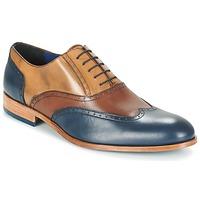 Schoenen Heren Klassiek Brett & Sons ROLIATE Bruin / Beige / Blauw