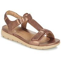 Schoenen Dames Sandalen / Open schoenen Clarks UN HAYWOOD Brons