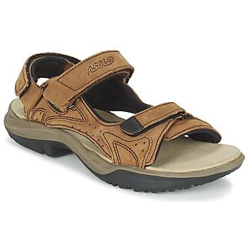 Schoenen Heren Sandalen / Open schoenen Asolo METROPOLIS Bruin