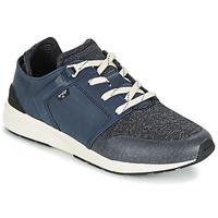Schoenen Heren Lage sneakers Levi's BLACK TAB RUNNER Blauw
