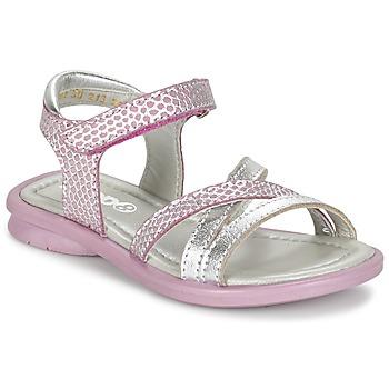 Schoenen Meisjes Sandalen / Open schoenen Mod'8 JELGUY2 Roze