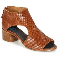 Schoenen Dames Sandalen / Open schoenen Moma JOBADA Bruin