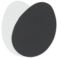 Accessoires Schoenen accessoires Famaco Patins d'usure T3 noir Zwart