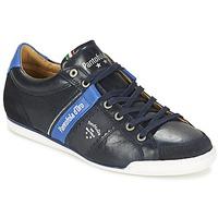Schoenen Heren Lage sneakers Pantofola d'Oro SAVIO ROMAGNA UOMO LOW Blauw
