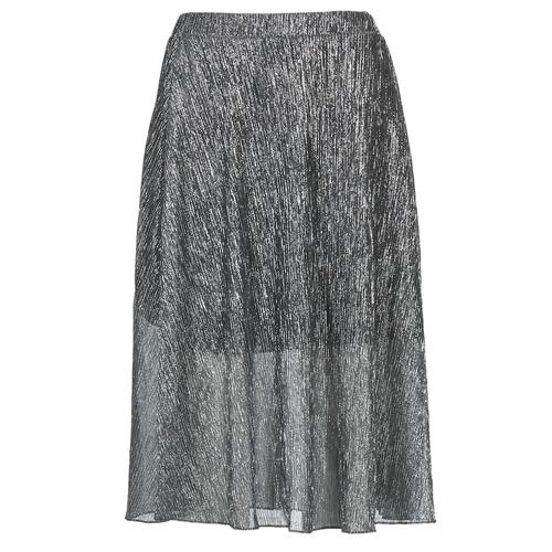 Textiel Dames Rokken Betty London FOYEUSE Zilver