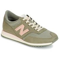 Schoenen Dames Lage sneakers New Balance CW620 Kaki