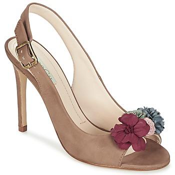 Schoenen Dames Sandalen / Open schoenen Paco Gil BRAZIL Bruin