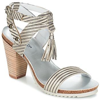 Schoenen Dames Sandalen / Open schoenen Regard RIKIL Zilver