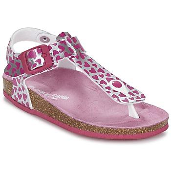 Schoenen Meisjes Sandalen / Open schoenen Agatha Ruiz de la Prada BOUDOU Roze