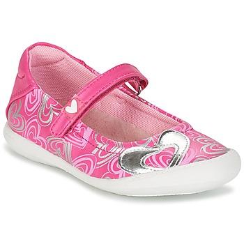 Schoenen Meisjes Ballerina's Agatha Ruiz de la Prada BALOIN Roze