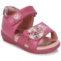 Schoenen Meisjes Sandalen / Open schoenen Agatha Ruiz de la Prada BOUTICHEK Roze