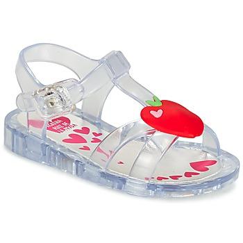 Schoenen Meisjes Sandalen / Open schoenen Agatha Ruiz de la Prada BOULINETTE Wit