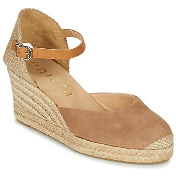 Schoenen Dames Sandalen / Open schoenen Unisa CACERES Bruin