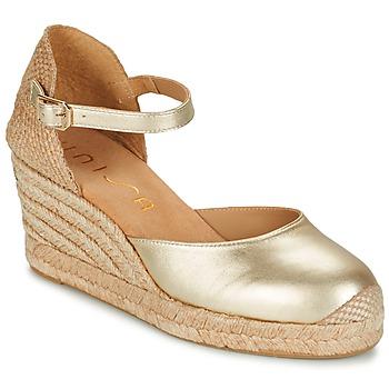 Schoenen Dames Sandalen / Open schoenen Unisa CACERES Zilver