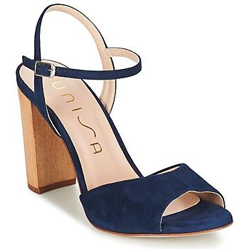 Schoenen Dames Sandalen / Open schoenen Unisa WATU Marine