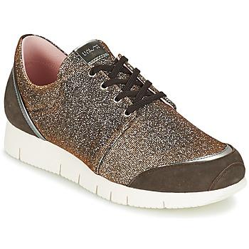 Schoenen Dames Lage sneakers Unisa BOMBA Zilver