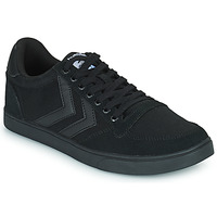 Schoenen Heren Lage sneakers Hummel TEN STAR TONAL LOW Zwart