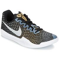 Schoenen Heren Basketbal Nike MAMBA INSTINCT Zwart / Wit