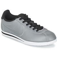 Schoenen Jongens Lage sneakers Nike CORTEZ PREMIUM JUNIOR Grijs
