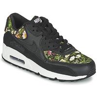 Schoenen Dames Lage sneakers Nike AIR MAX 90 SE W Zwart
