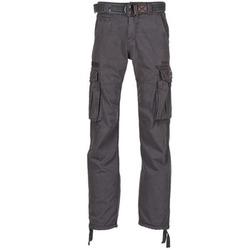 Textiel Heren Cargobroek Deeluxe TROPERY Grijs