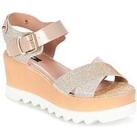 Schoenen Dames Sandalen / Open schoenen MTNG ROSTAC Nude