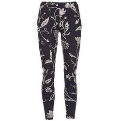 Textiel Dames Leggings Desigual CAMIOLES Zwart / Grijs