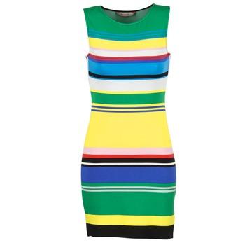 Textiel Dames Korte jurken Desigual LIURASE Multi