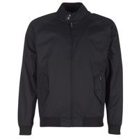 Textiel Heren Wind jackets Ben Sherman HARRINGTON Zwart