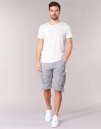 Textiel Heren Korte broeken / Bermuda's Schott TR RANGER 30 Grijs