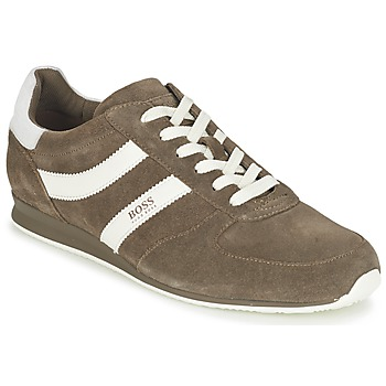 Schoenen Heren Lage sneakers Hugo Boss Orange 50327304 Taupe