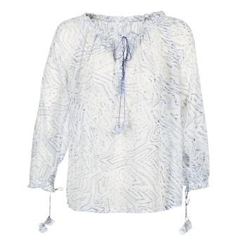 Textiel Dames Tops / Blousjes See U Soon 7111084 Wit