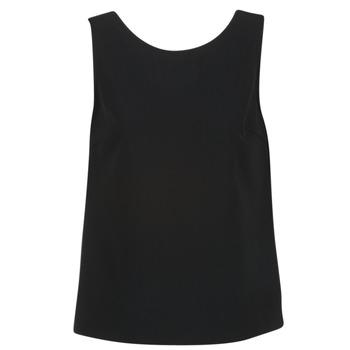 Textiel Dames Tops / Blousjes See U Soon 7112004 Zwart