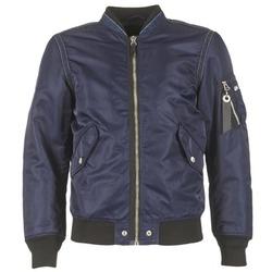 Textiel Heren Wind jackets Diesel J HOWLER Marine
