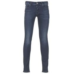 Textiel Heren Skinny jeans Diesel SLEENKER Blauw / 0854e