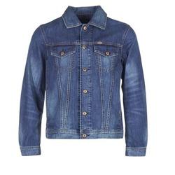Textiel Heren Spijker jassen Diesel NHILL Blauw