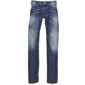 Textiel Heren Straight jeans Diesel LARKEE Blauw / 0859Y
