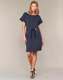 Textiel Dames Korte jurken Diesel D SOSNA Marine