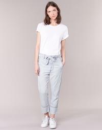 Textiel Dames Losse broeken / Harembroeken Diesel DE JAMA Blauw