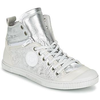 Schoenen Dames Hoge sneakers Pataugas BANJOU/MT F2C Zilver