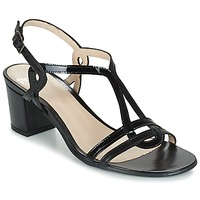 Schoenen Dames Sandalen / Open schoenen Perlato LOABINE Zwart