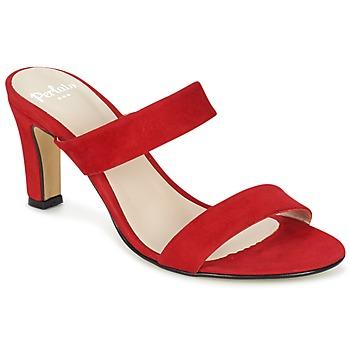 Schoenen Dames Sandalen / Open schoenen Perlato ADINILE Rood
