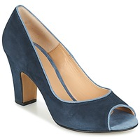 Schoenen Dames pumps Perlato CHEFINE Blauw