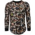 Textiel Heren Sweaters / Sweatshirts John H
