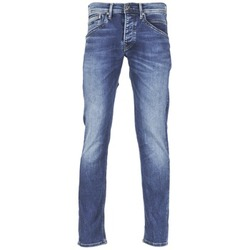 Textiel Heren Straight jeans Pepe jeans TRACK Blauw / N45