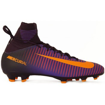 Schoenen Heren Voetbal Nike JR MERCURIAL SUPERFLY V FG Multicolore