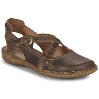Schoenen Dames Sandalen / Open schoenen Josef Seibel ROSALIE 13 Bruin