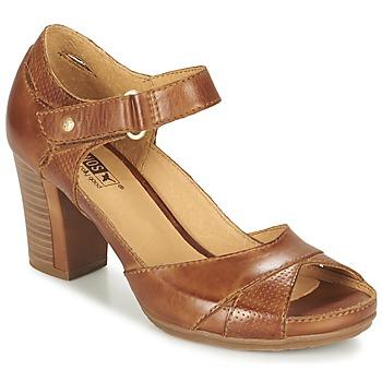 Schoenen Dames Sandalen / Open schoenen Pikolinos JAVA W0K Bruin