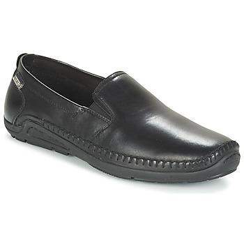 Schoenen Heren Mocassins Pikolinos AZORES 06H Zwart