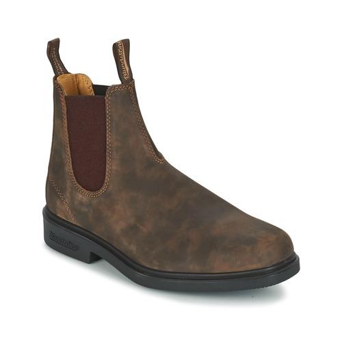 Schoenen Laarzen Blundstone COMFORT DRESS BOOT Bruin